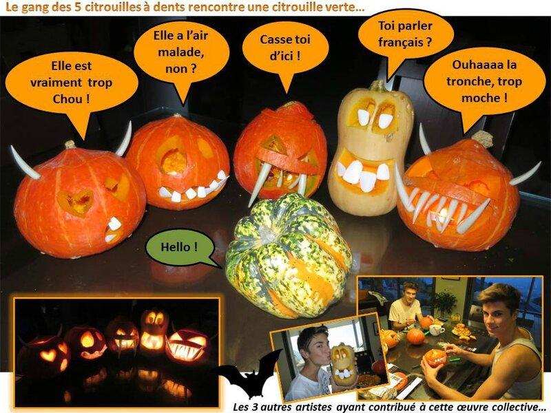 blog halloween citrouille dent kit idées