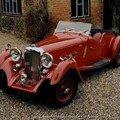 1939 - Aston Martin V12 Rapide