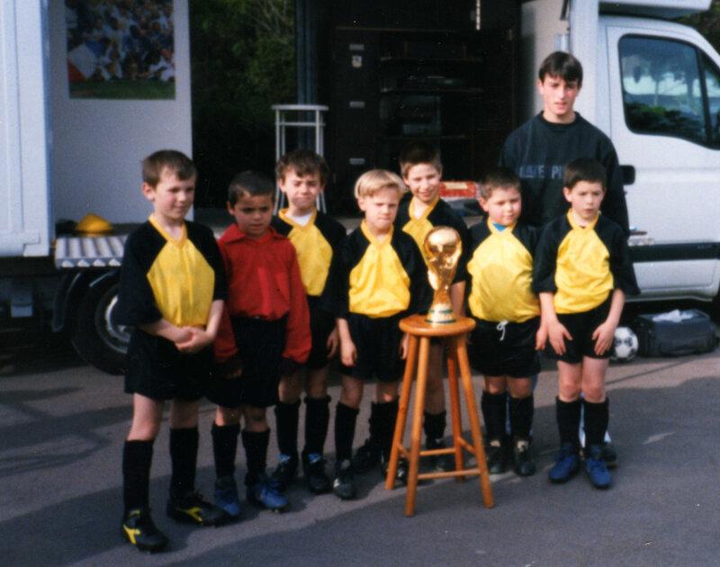 1998-1999 Débutants