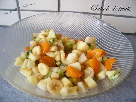 Salade de fruits 1