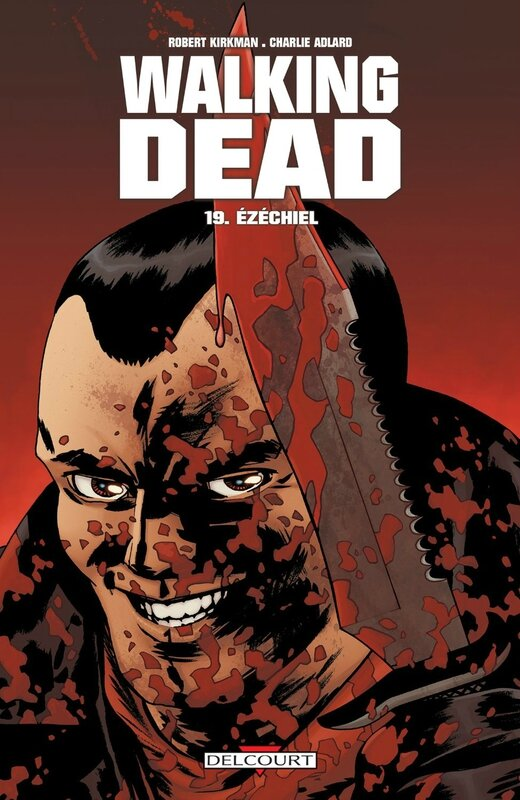 delcourt walking dead 19