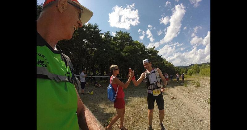 Trail des Passerelles du Monteynard 2018 65km _ 78