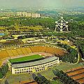 11 novembre 1966 STADE DU HEYSEL, BELGIQUE-FRANCE ... ÉLIMINATOIRES DU CHAMPIONNAT D'EUROPE 1968