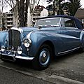 Bentley mark vi abbott drophead coupe-1946