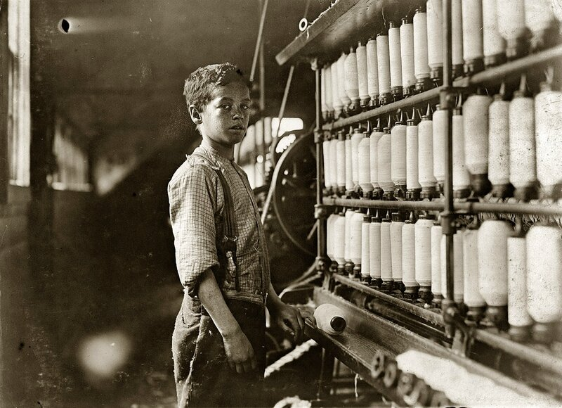 lewis-hine-child-labor-john-dempsey-1909