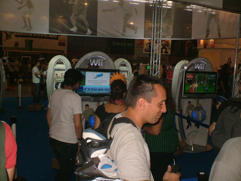 Stand Wii