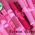 Tissus dispos pour les vêtements