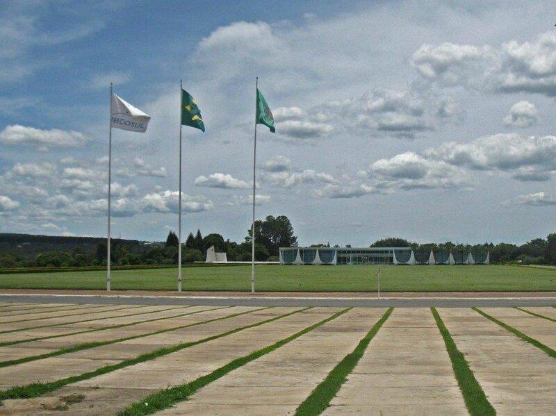 BRASILIA (11) - RESIDENCE PRESIDENT