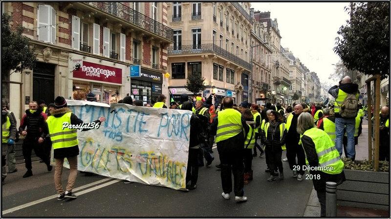 04 - Gilets Jaunes Rouen