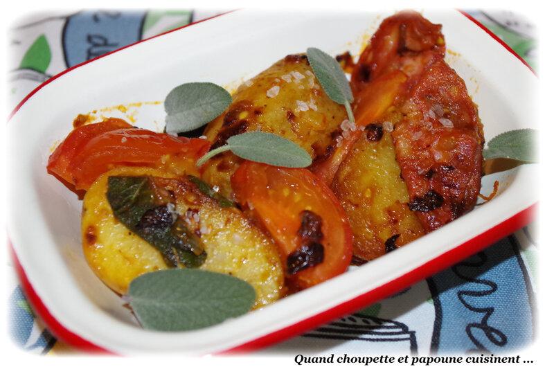 poêlon de pommes de terre sautées, chorizo et sauge-6698