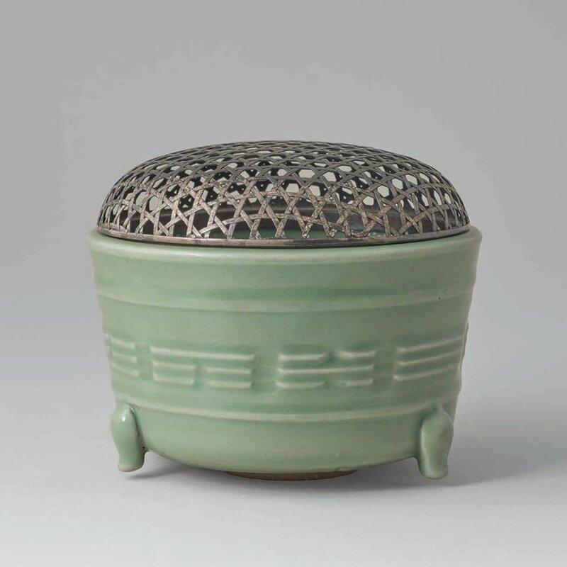Celadon Censer, Yuan Dynasty