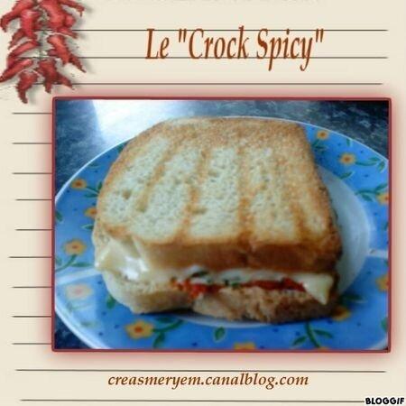 """RECETTE: le """"Crock spicy"""""""