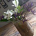Improvisation florale !