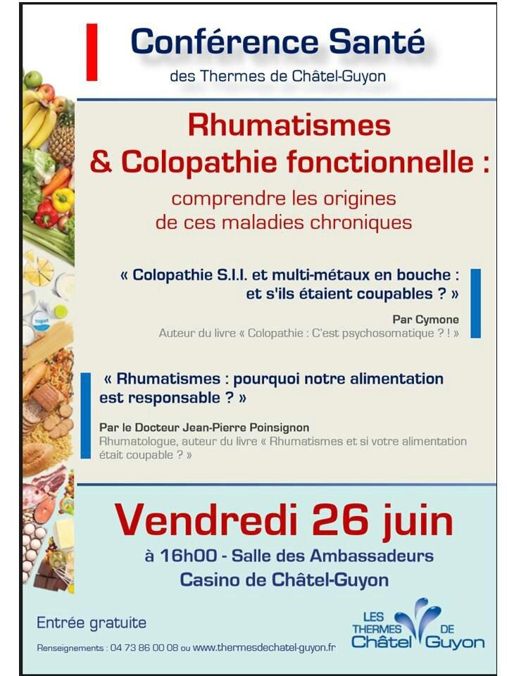 COLOPATHIE FONCTIONNELLE PDF