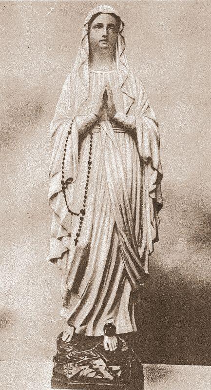 Vierge en pleurs de Bordeaux