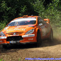 2009: Rallye Terre de Langres/ES1 et 4