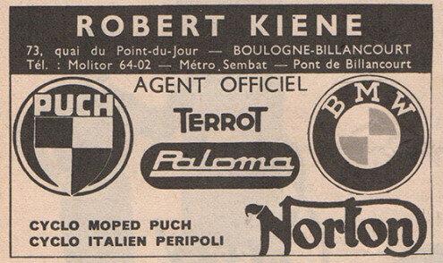 KieneSide1960Motocycles