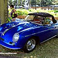 Porsche 356 1600 super convertible (37ème internationales oldtimer meeting de baden-baden)