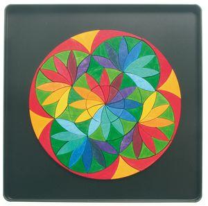 puzzle fleur 100 piece