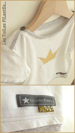 05-Tee-shirt couronne et pantacourt moutarde9