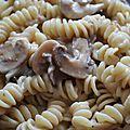 Poulet aux champignons au cookeo