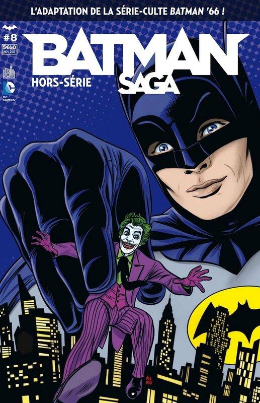 batman saga hs 8 batman '66
