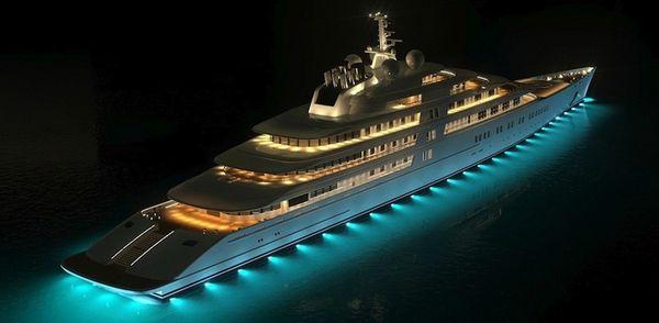 azzam yacht 1