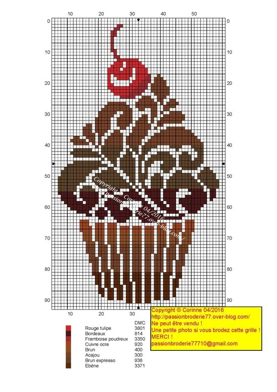 Cup cake Tribal