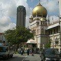 Singapour, quartier musulman