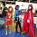 Phoenix, Mystique et la Sorcière Rouge