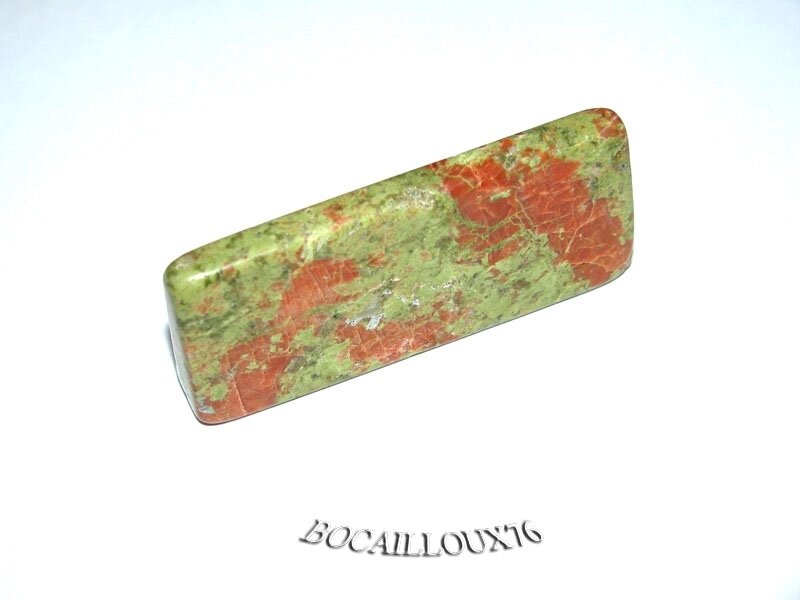 Porte COUTEAU UNAKITE 2 - 43x18x8mm - Art de la TABLE