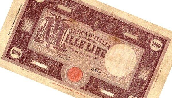 1947-1000 lires