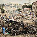 Somalie : au moins 137 morts dans un attentat à la bombe