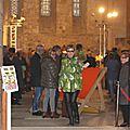 2015 - avril - 5 (samedi) - Défilé FEMMES EN CIRES au salon Jardins d'Artistes de TOUQUES (49)