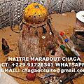 Grand maitre marabout medium chaga