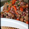 P'tit chili con carne aux azukis