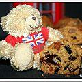 Mini cakes anglais