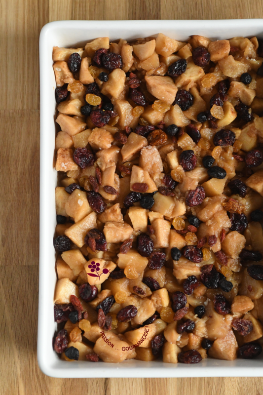 Crumble pomme & superfruits_1