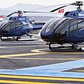 Monaco - nice en un clin d'œil avec air france et monacair en hélicoptère