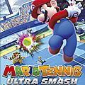 Test de mario tennis ultra smash - jeu video giga france