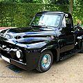 Ford F100 pick-up de 1953 (9ème Classic Gala de Schwetzingen 2011) 01