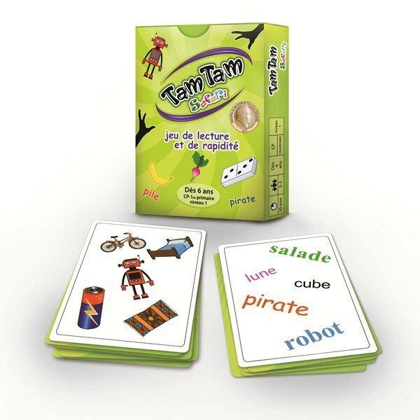 Boutique jeux de société - Pontivy - morbihan - ludis factory - Tam Tam Safari