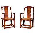 Classical chinese furniture from a european private collection sold at sotheby's london,
