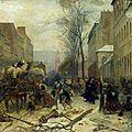 Philippoteaux, déménagement pendant le bombardement de Paris