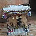 Le trône de célébrité marabout djafa du monde le meilleur marabout africain