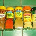 Cannelle-Piment-Cumin-Gingembre-Cardamome