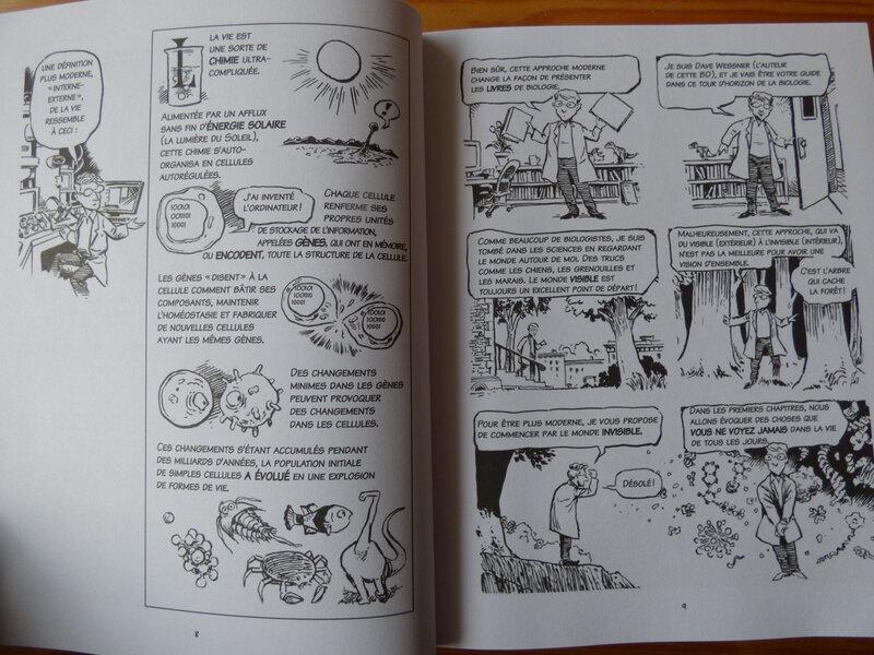 La biologie en BD (1)