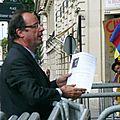 François hollande, nouveau président attendu sur la question du tibet