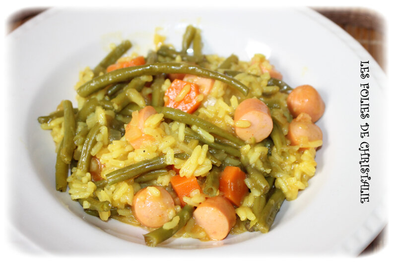 One pot rice 5