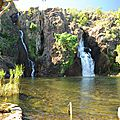 Wangi falls -upper cascades and lower cascades- litchfield national park